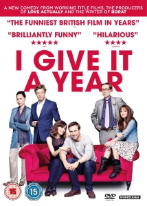 DVD Review: 'I Give It a Year'