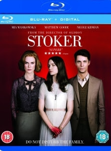 Competition: Win 'Stoker' on Blu-ray *closed*