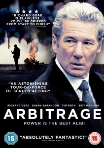 DVD Review: 'Arbitrage'