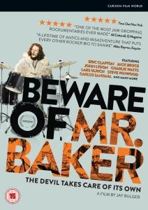 DVD Review: 'Beware of Mr. Baker'