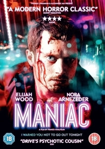 DVD Review: 'Maniac'