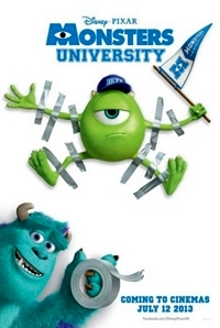 Film Review: 'Monsters University'