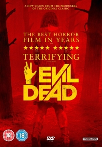 DVD Review: 'Evil Dead'