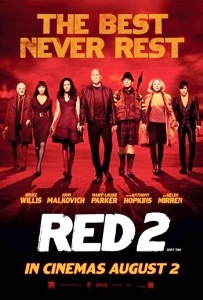 Film Review: 'Red 2'