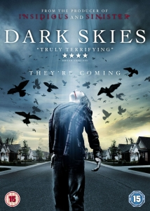DVD Review: 'Dark Skies'