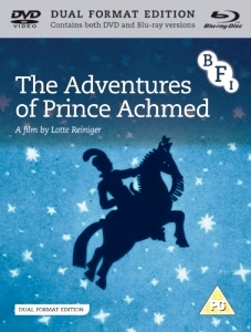 Blu-ray Review: 'The Adventures of Prince Achmed'