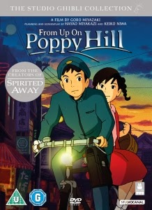 DVD Review: 'From Up on Poppy Hill'