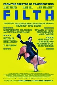 Film Review: 'Filth'
