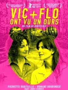 LFF 2013: 'Vic + Flo Saw a Bear' review