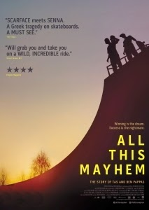 Film Review: 'All This Mayhem'