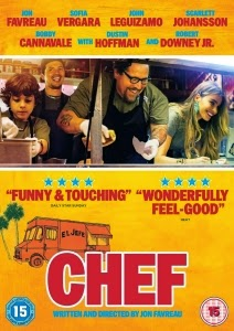 DVD Review: 'Chef'
