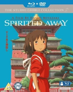 Blu-ray Review: 'Spirited Away'