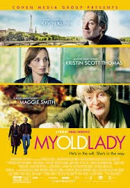 Film Review: 'My Old Lady'