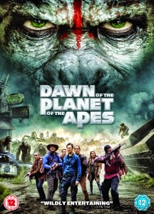 DVD Review: 'Dawn of the Planet of the Apes'