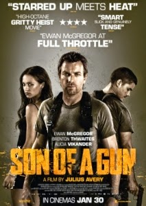 Film Review: 'Son of a Gun'