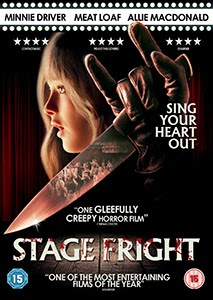 DVD Review: 'Stage Fright'