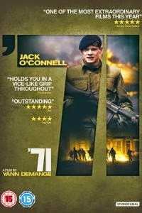 DVD Review: '71'