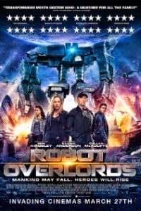 Film Review: 'Robot Overlords'