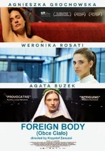 Kinoteka 2015: 'Foreign Body' review