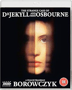 Blu-ray Review: 'Strange Case of Dr. Jekyll and Miss Osbourne'