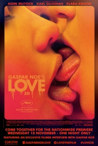 Cannes 2015: 'Love' review
