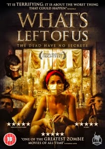 DVD Review: 'What's Left of Us'