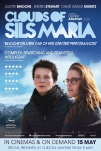 Film Review: 'Clouds of Sils Maria'