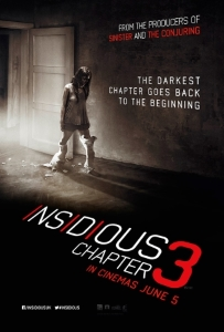 Film Review 'Insidious Chapter 3'