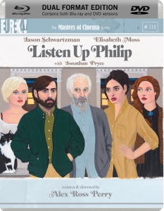 Blu-ray Review: 'Listen Up Philip'