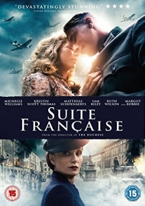 DVD Review: 'Suite Française'