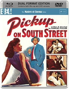 Blu-ray Review: 'Pickup on South Street'