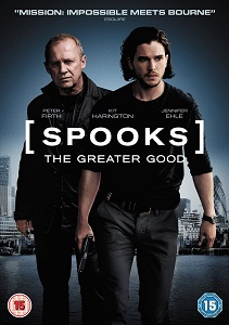DVD Review: 'Spooks'