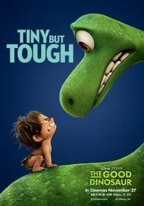 Film Review: 'The Good Dinosaur'