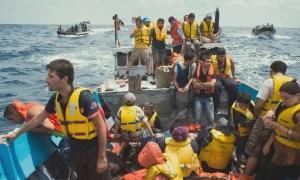 #LFF 2016: Chasing Asylum review