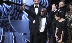 Oscars 2017: Moonlight wins surprise Best Picture
