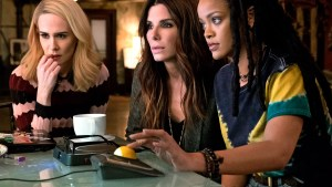Ocean's 8: a crime of the times