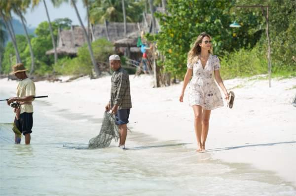 Ce film a été financé par les offices du tourisme du Brésil, de Thaïlande et d'Australie. - photo Universum Film