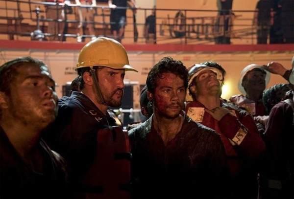 """Vu comme il filme ces """"gueules noires"""" modernes, j'attends avec impatience un film de Berg sur la catastrophe de Courrières. - photo Lionsgate"""