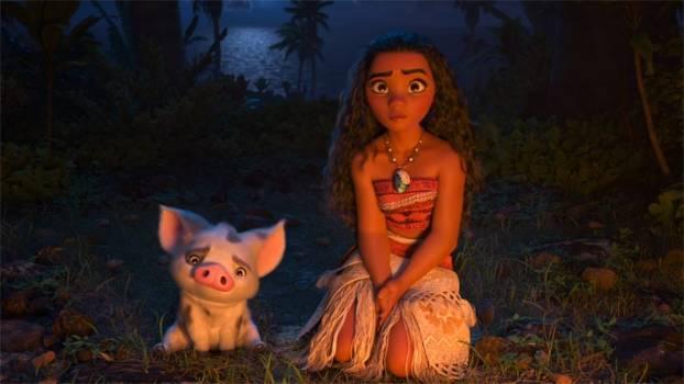 T'as une robe et un animal de compagnie? Donc t'es une princesse. - image Walt Disney