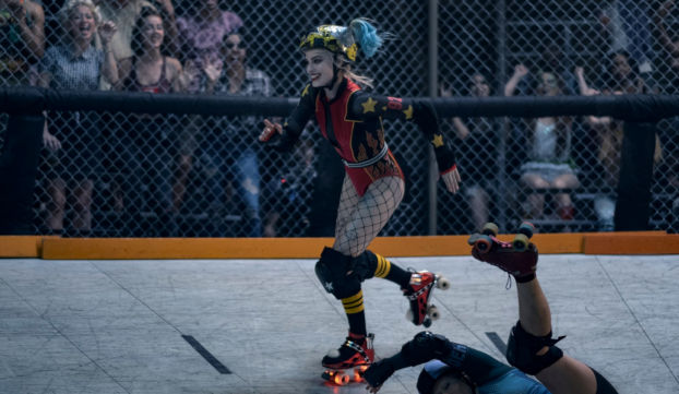 Roller derby dans Birds of prey