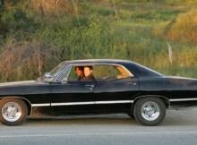 Baby, l'Impala de Supernatural