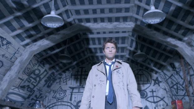 Castiel dans Supernatural