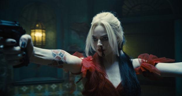 Harley Quinn armée