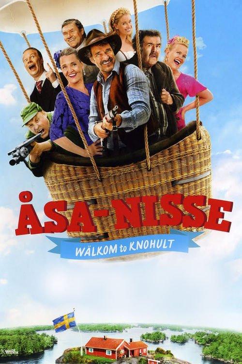 Åsa-Nisse - Wälkom to Knohult