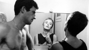 Jean-Luc Godard Wide