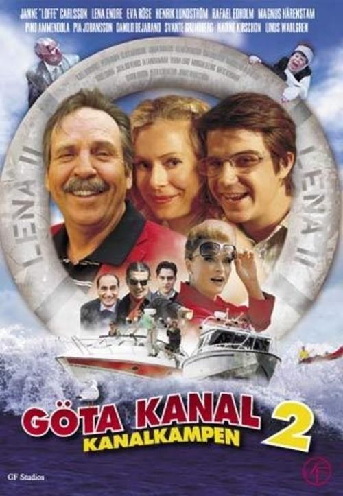 Göta kanal 2: Kanalkampen