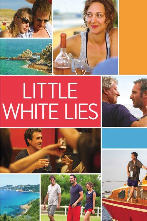 Små vita lögner