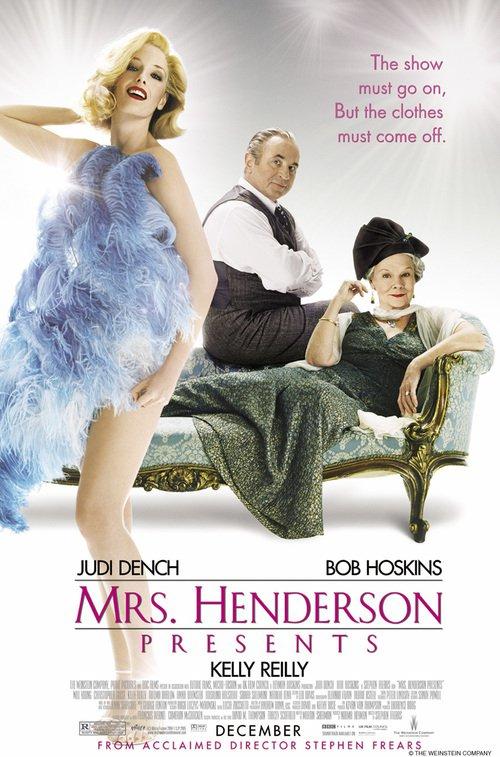 Mrs. Henderson presenterar