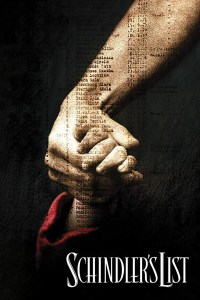 Schindlers List Poster