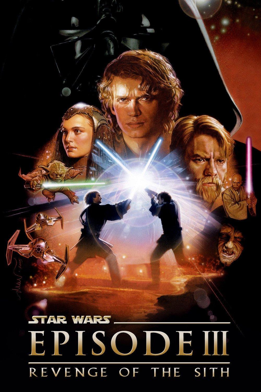 Star Wars: Episod III - Mörkrets hämnd